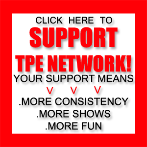 THE TIME IS NOW! CONTRIBUTE TO TPE NETWORK