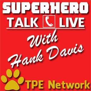 Superhero Talk Live Promo