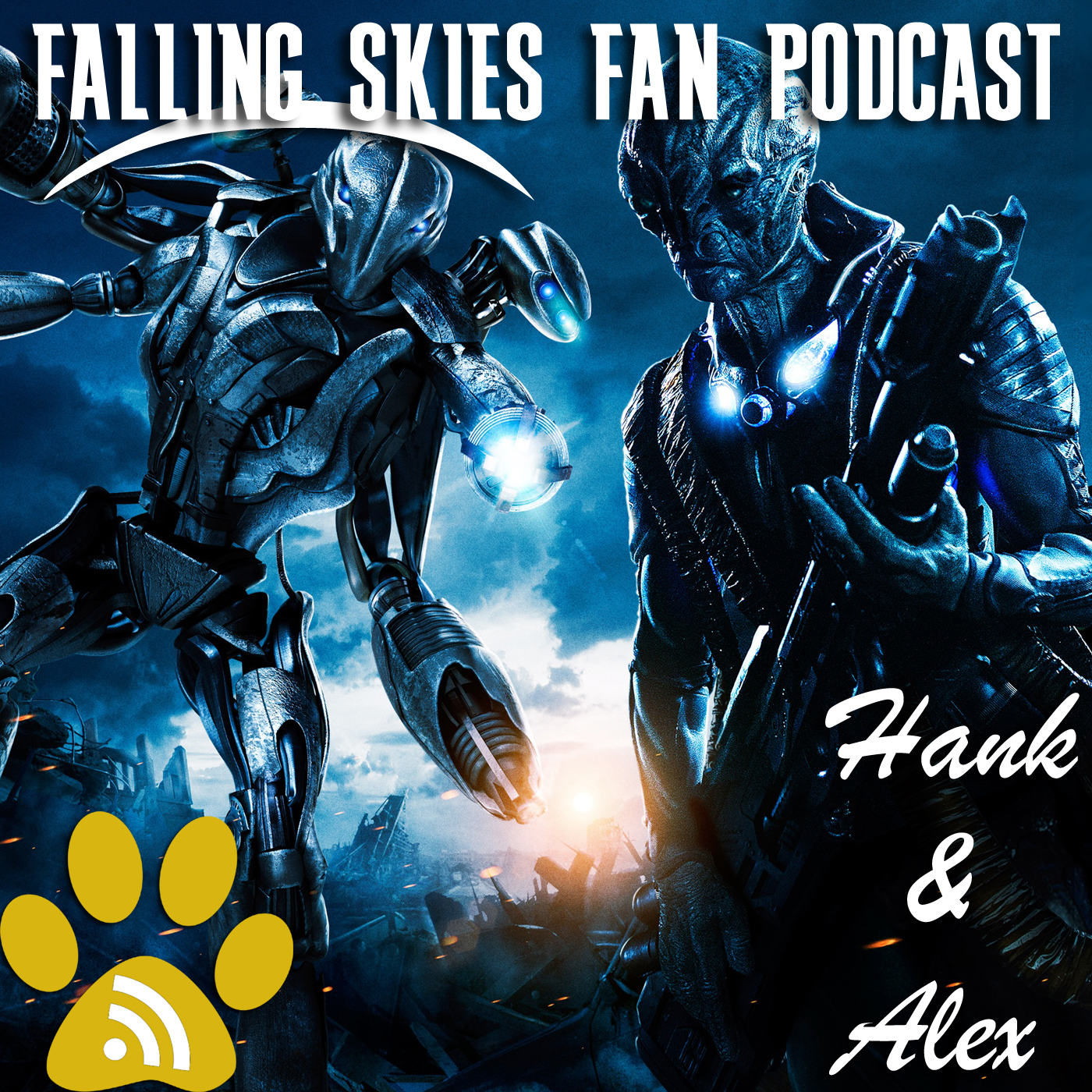 Falling Skies Fan Podcast | Falling Skies Recap-Review