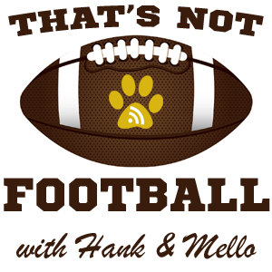 That's Not Football – Promo