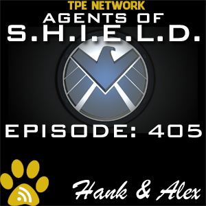 Agents of SHIELD Podcast: 405 Lockup